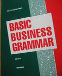 Engelse grammatica business Engels grammaticaboek