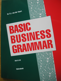 grammaticaboek Engels mbo hbo